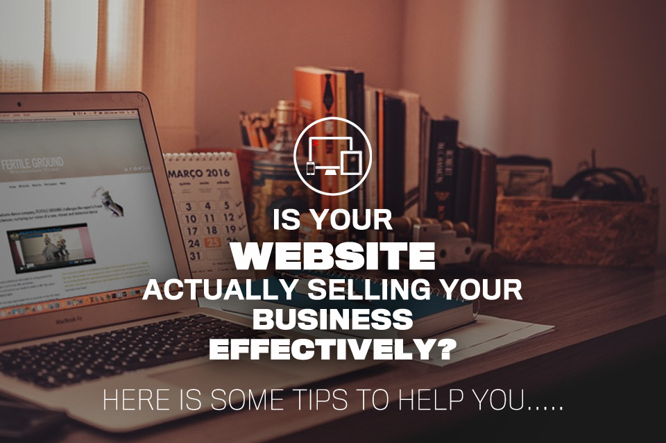 Is Your Website Actually Selling Your Business Effectively? From Gikmedia
