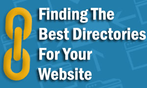 Finding The Best Directories For Your Website