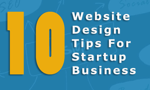 10 Website Design For Startups businesses