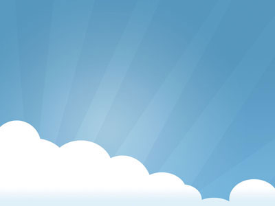 Free Twitter Themes Download Clouds