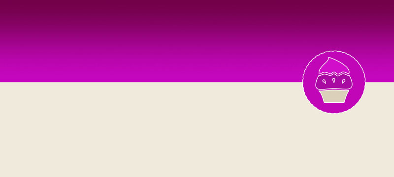 Purple Cakes Free Twitter Banner